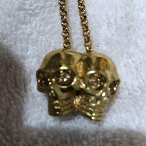 Alexander McQueen Necklace. Originally $490